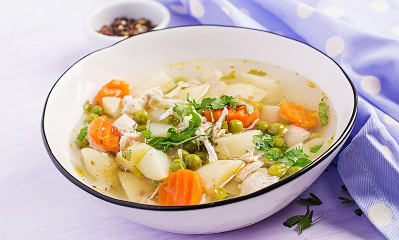 le régime soupe pour maigrir