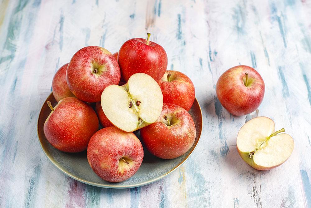 le regime de pomme