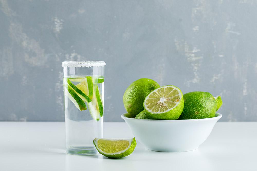 L'eau Détox de Aloe Vera et Citron